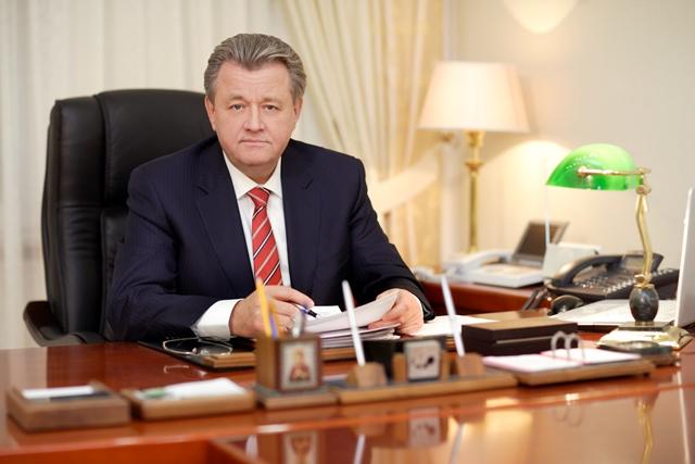 Глава города Нижневартовска Тихонов Василий Владимирович