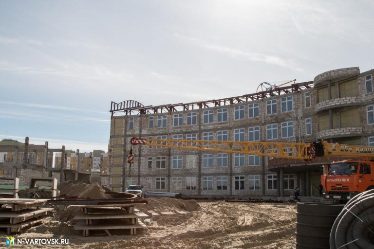 нижневартовск бетон