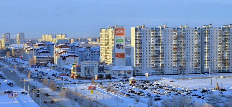 фото города нижневартовск 2016